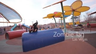 Zombie Tag & Capture the Flag: Parkour Edition