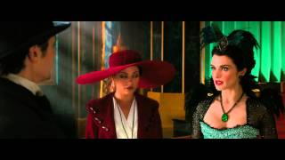 Oz The Great and Powerful -- Official HD Trailer -- In cinemas in Indonesia 2013