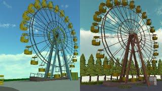 Pripyat Amusement Park | ROBLOX