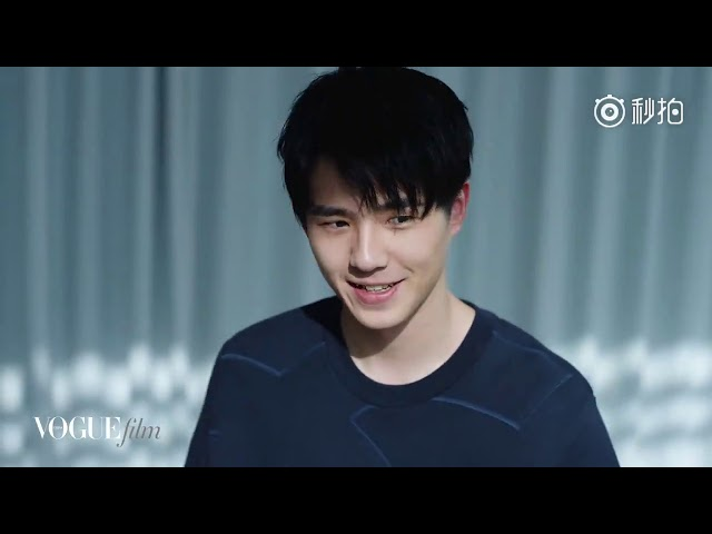 [BTS] Liu Haoran VogueMe China April 2018 issue (Part 3)