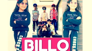 BILLO || J STAR || FULL DANCE VIDEO || DANCE CHOREOGRAPHY || ROY DANCE ACADEMY