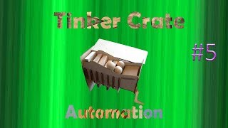 Wooden automation! | tinker crate | #5