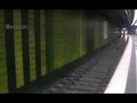 Франкфурт метро