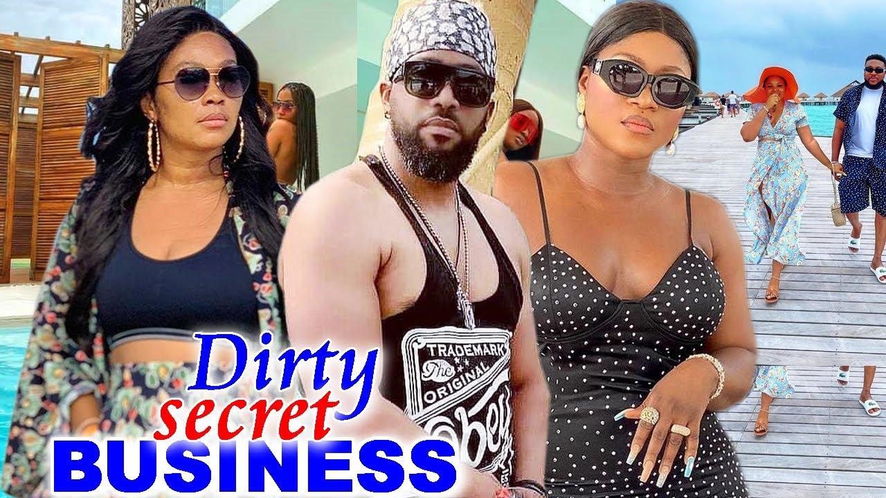 Download DIRTY SECRET BUSINESS NEW MOVIE  SEASON 5&6 - DESTINY ETIKO & FREDRICK LEONARD 2021 LATEST MOVIE