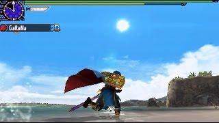 【MHXX×FE】伝説の英雄王が神剣ファルシオンと一狩りいくようです