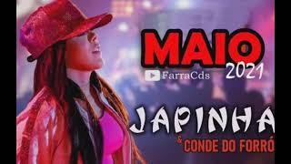 JAPINHA CONDE DO FORRO CD MAIO 2021 FORRO ROMÂNTICO