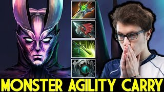 MIRACLE [Terrorblade] Insane Agi Carry Power in Ranked Gameplay 7.23 Dota 2