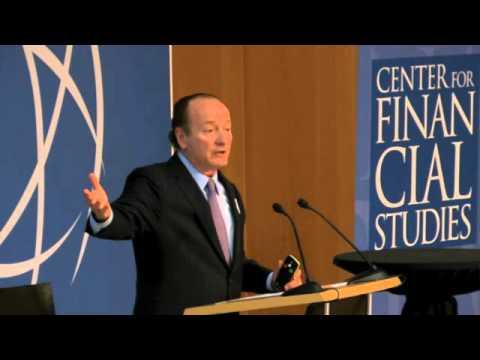 DB Prize 2015 - Robert C. Merton Plenary Lecture