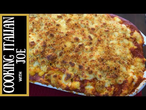 How To Make World's Best Baked Ziti Cooking Italian With Joe
