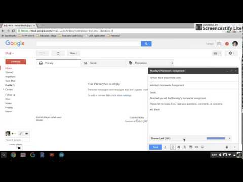 how to add gqueues to gmail