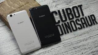 cubot Dinosaur обзор смартфона