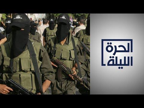 لبنان.. مواجهات بين متظاهرين وقوى الأمن في ساحة النجمة  - 00:58-2019 / 12 / 15