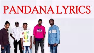 Ethic Pandana (lyrics) -- I do not own anything. All credits go to NYASHINSKI No copyright intended. -- If you liked the video/song then be sure to leave a like and ...
