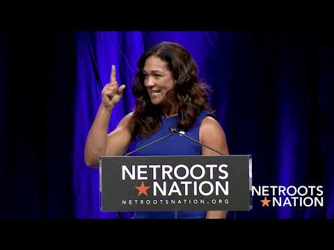 Aimee Allison Keynote - Netroots Nation 2018