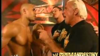 WWE Evolution Segment With Maven(2003)