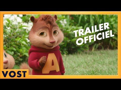 Alvin et Les Chipmunks : À fond la caisse - Teaser [Officiel] VOST HD streaming vf