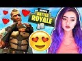 TROLLING the NICEST GUY EVER on Fortnite !