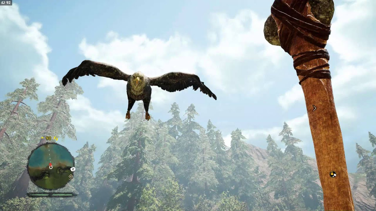 how to hunt eagles far cry 5