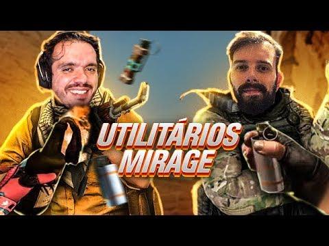 Treino G3X - Utilitários Mirage - Feat Mch