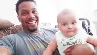 What Happen When You Leave Babies With Dad - Funny Baby Video