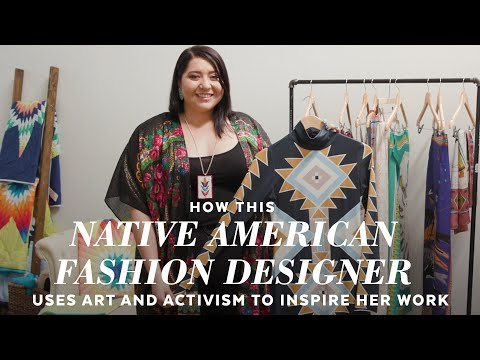 How Fashion Designer Bethany Yellowtail Celebrates Her Native American Heritage