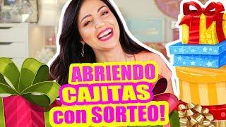 Abriendo Cajitas! Too Faced, UD, Mucho MAQUILLAJE! SORTEO! SandraCiresArt