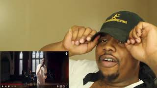 (First Time Hearing) STORMZY - CROWN (OFFICIAL PERFORMANCE VIDEO) ( Reaction Video )