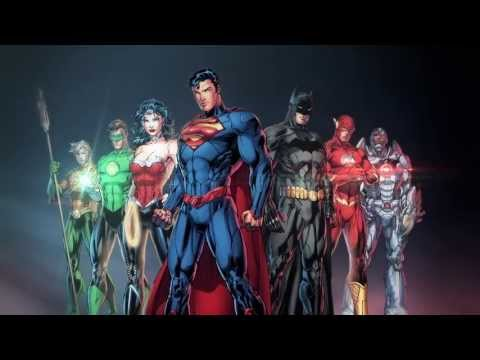DC Comics - The New 52 Trailer (30 Second version)