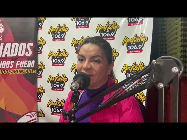 """""""Nosotros somos un peronismo renovado"""" Gladys Medina"""