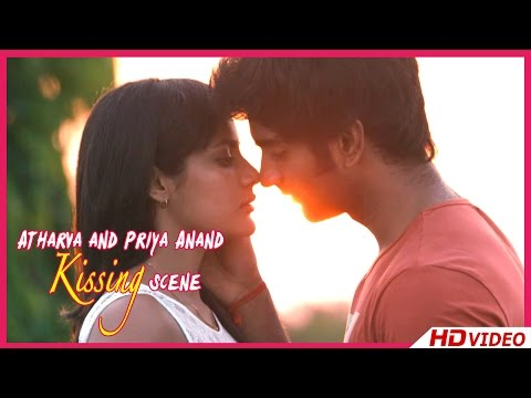 Irumbu Kuthirai Tamil Movie - Atharva And Priya Anand Love Scene
