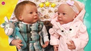 ¡¡Llegó el nuevo hermano GEMELO de Lindea!! Un nuevo bebé reborn en Sorpresas Divertidas 😍
