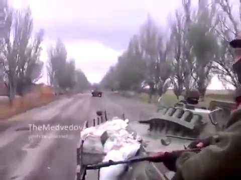 украинские бои видео