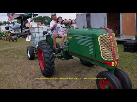 Orange Antique Engine & Tractor Show 2019  Part 2  Central Mass Steam Gas And Machinery Association