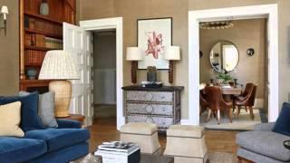 Living room ideas with dark wood furniture