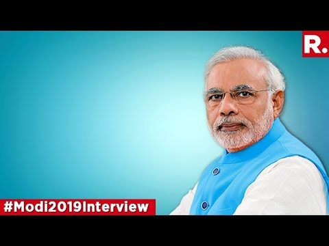 Watch I Interview With Prime Minister Narendra Modi To Kick Off 2019 | Full Video