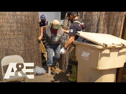 Live Rescue: SEVERE Foot Infection Sends Man to Hospital (Season 3) | A&E