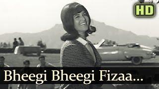 Bheegi Bheegi Faza - Shashi Kala - Anupama - Asha Bhosle - Hemant Kumar - Evergreen Hindi Songs