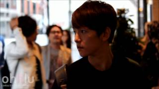 [Fancam] 120621 EXO-K in London (Baekhyun focus)