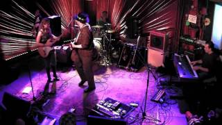 Paper Crowns Band (1) @ Pisgah Brewing Co. 1-14-2017
