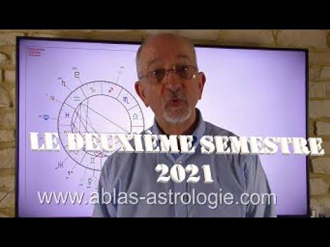 Download Le deuxième semestre 2021 - Analyse astrologique par Roland Legrand