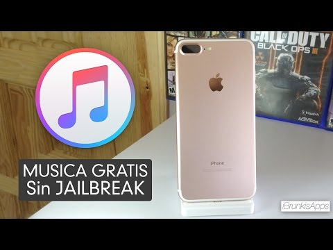 Descarga Musica GRATIS Desde Tu iPhone, iPad & iPod ( NO PC ) GENIAL APP!
