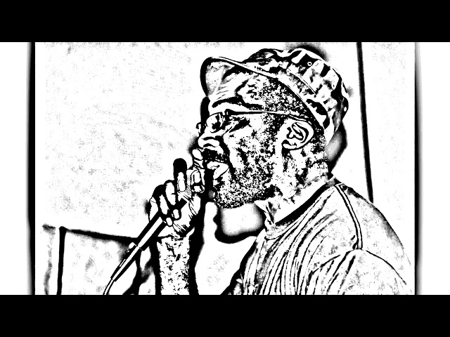 Black Eddie aka Rashaad the God - The Gods Anthem (Frame Animation Music Video)