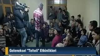 Kayseri'de Bir Gün-Geleneksel Telteli Etkinlikleri 19.02.2017