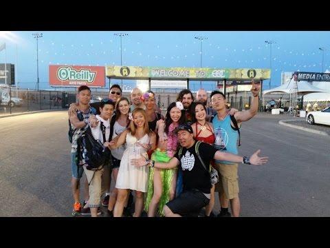 Electric Daisy Carnival Las Vegas 2015 (GoPro)