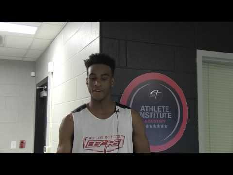 Syracuse Commit Oshae Brissett - Athlete Institute Interview
