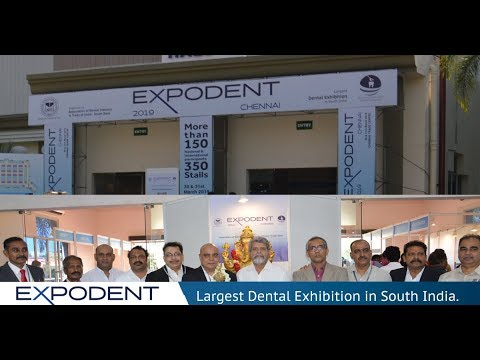 leading-dental-exhibition-of-south-india- -expodent-chennai-2019