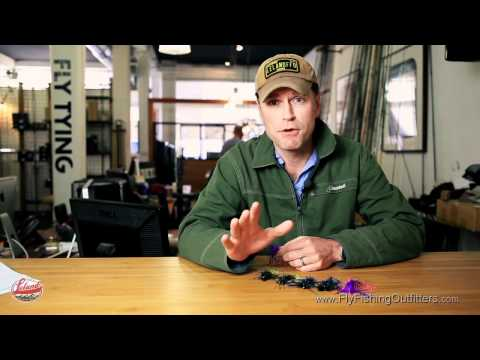Scott Howell's Squidro Fly Quick Flick - Leland Fly Fishing Outfitters