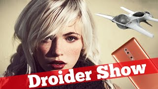 Телевизор Apple, Nokia 8 и летающий Delorian | Droider Show #305
