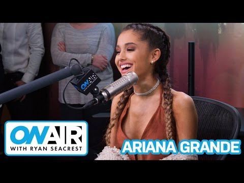 Ariana Grande Ditches Ed Sheeran Cookie | On Air with Ryan Seacrest