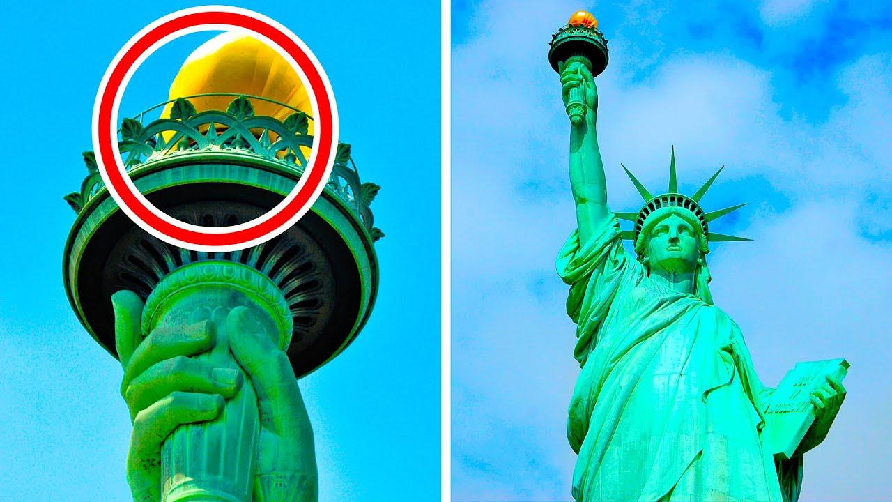 Tượng Nữ thần Tự do - Niềm tự hào của Hoa Kỳ | DU LỊCH Á CHÂU